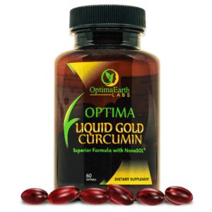 OptimaEarth Novasol Curcumin Supplement