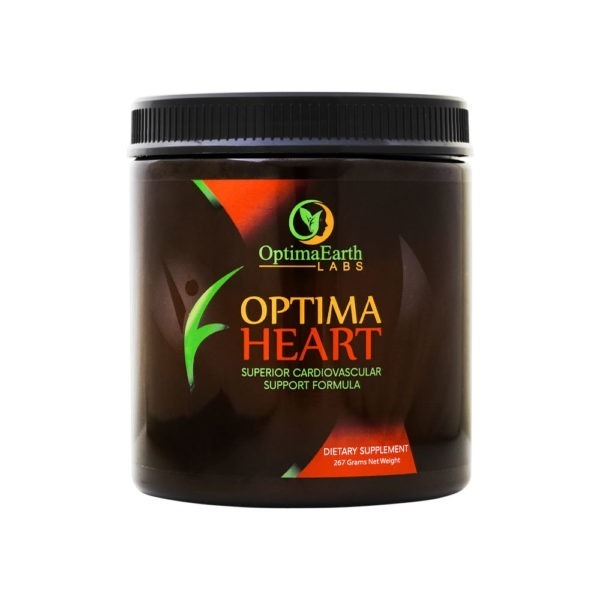OptimaEarth Labs Optima Heart Supplement