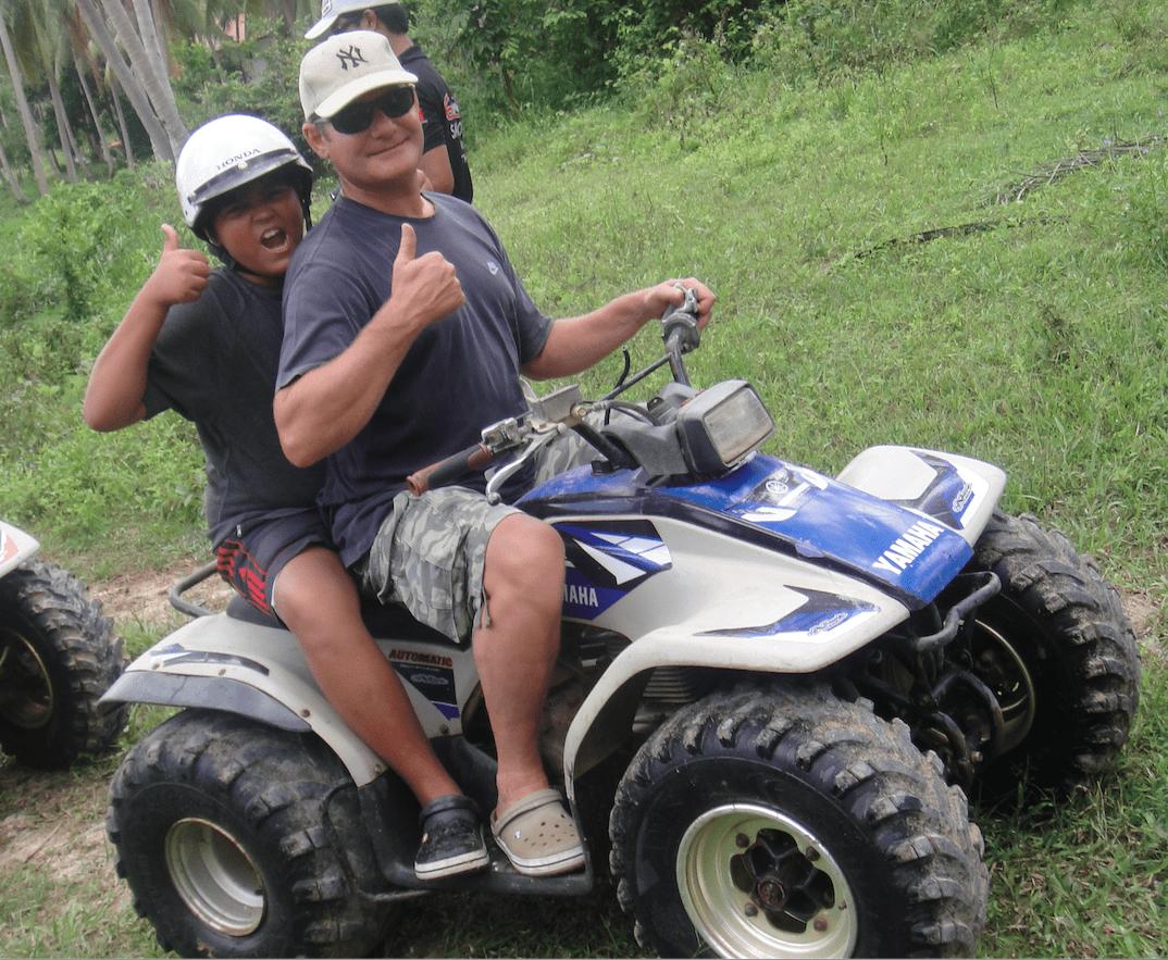 Aaron & Me