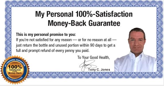 OptimaEarth 100% Satisfaction Moneyback Guarantee