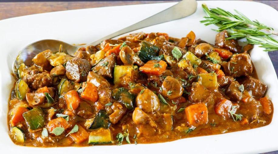 Paleo Recipe - Bring-it-on Beef Stew