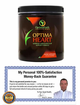 Optima Heart Vitamin C Therapy Supplement